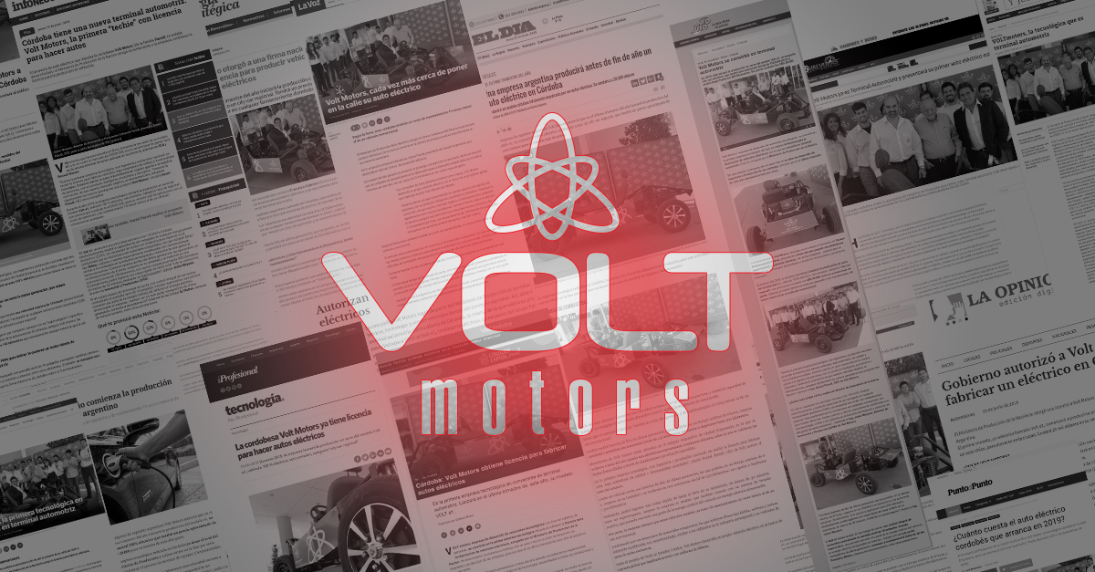 Repercusión Volt Motors