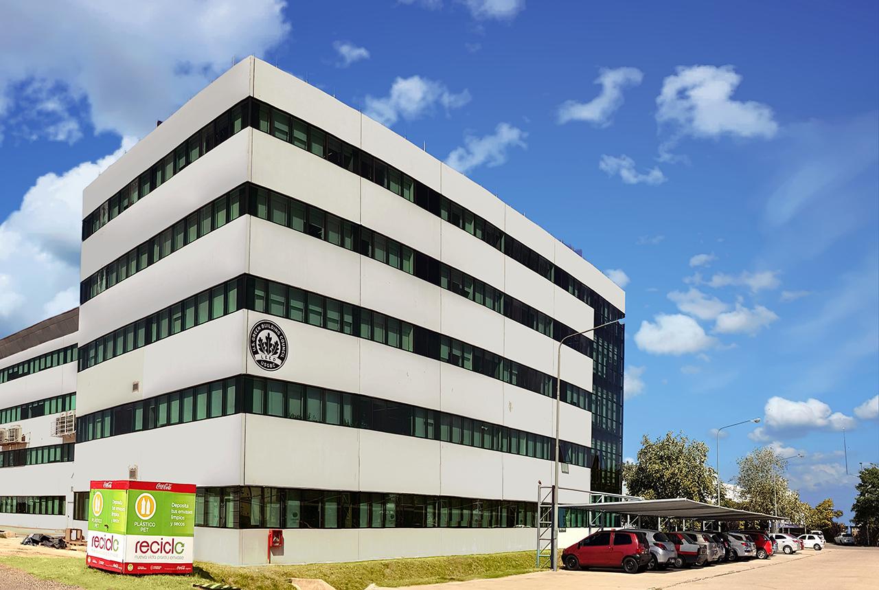 Estación de recolección de plástico PET- Ciudad Empresaria Miragolf Premium